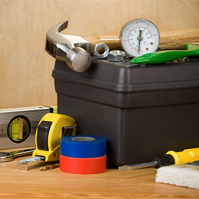 Service equipment for handyman