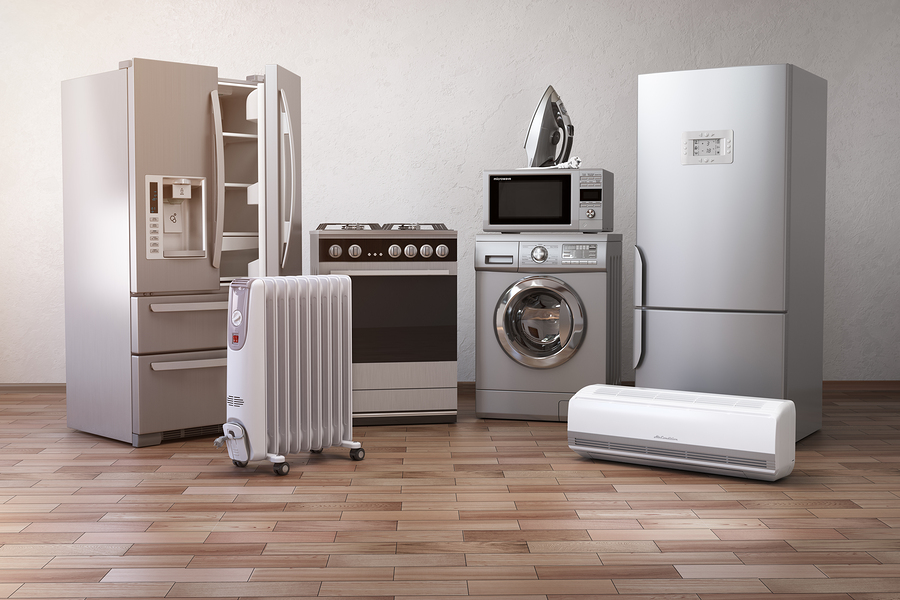 We fix all kinds of home appliances in the Sacramento area.