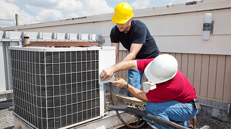 We are profession Air Conditioning HVAC Repair