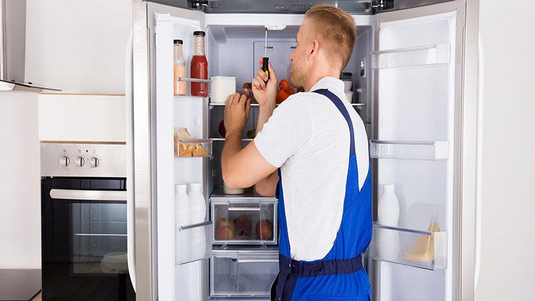 Refrigerator Repair in Sacramento